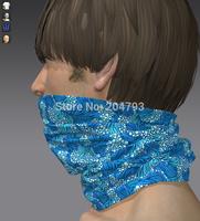 Custom fishing outdoor sports magic tube bandanas, High qualtiy material and breathable