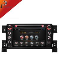 2 Din Android 4.2 Car DVD GPS Navigation For Suzuki Grand Vitara 2005-2011+3G DVD Automotivo Audio Radio SD USB RDS AUX Stereo