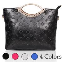 bolsas femininas 2014 Embossed leather women handbag shoulder women messenger bags women famous brands Bag for tote 7549D.