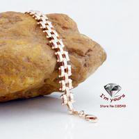 852001168 18K gold plated Russia CC color rose gold Bracelet