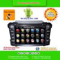 Pure Android 4.2.2 OS 7''Car DVD Player for Hyundai i40, AutoRadio,GPS,Navi,Multimedia,Radio,Ipod,Free Camera Free shipping