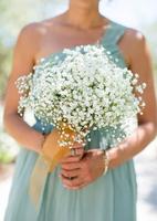 1PCS Bouquet Artificial Flowers Gypsophila Paniculata Home Decoration Cheap-fine Wedding Bridal Flower