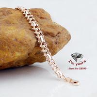 85201158 18K gold plated Russia CC color rose gold Bracelet