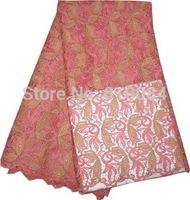 guipure lace,2 colors cord lace, 5yards/pc, 7079-3