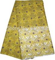 guipure lace,2 colors cord lace, 5yards/pc, 7078-6