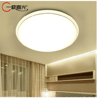 Circle led ceiling light modern brief balcony walkway lights bedroom lamp super bright kitchen lighting
