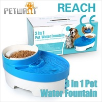 Free Shipping Newest Professional Auto Pet Water Fountain for Drinking Dispenser Effectively Absorbs Hazardous Substances
