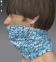 Scarf Bandana Biker Rider Headband