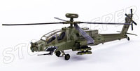 Amer 2 finished products model alloy ah-64d