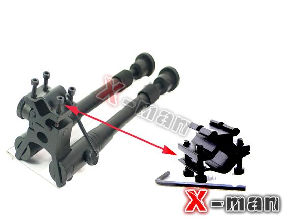 Установка оптического прицела X-man 7 /10 + 205
