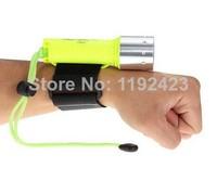 Hot Sale Underwater Diving 1600LM CREE XM-L T6 LED Flashlight Torch Lamp 60M Waterproof Lantern Light