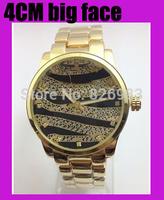 Leopord Runway watch Fashion Brand Quartz Watch Japan Movement Women Dress Watch Gold Wristwatch Men Sport Military Watches