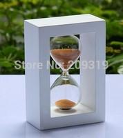 Wooden Sand glass timer 15mins
