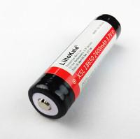 4PCS Sanyo  Liitokala 100% New and Original 18650 3.7V 2600mAh Lithium-ion Battery,  protected  PCB