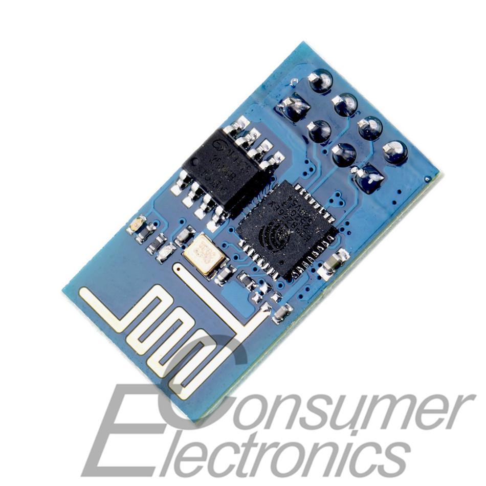 1X ESP8266 Serial WIFI Wireless Transceiver Module Send Receive LWIP AP+STA A