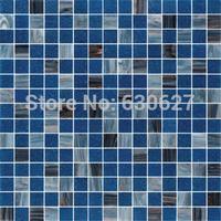Wholesale Glass Mosaic tile for bathroom wall