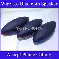 hand free calling bluetooth speaker build in Mic portable mini speaker fm radio support tf card 32gb subwoofer speaker 100pcs