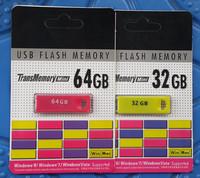 High Quality Cartoon Mini 3.0 USB Flash Drive/Pendrive Free Shipping Japanese 32GB 64GB Brand Stick/Flash Disk With Gift Stylus