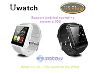 Bluetooth Smartphone WristWatch U8L U Watch for iPhone Samsung S4/Note2/Note3 Android Phone Smartphones
