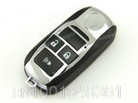 3 Buttons Remote Flip Folding Key Shell Case Cover Keyless Fob Fit For Toyota Scion RAV4 Yaris 4Runner Matrix Venza tC