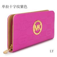 New Michaelled wallet shoulders purses women fashion tote korss brand designer PU leather bag