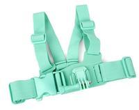 F11029 Smaller Adjustable Junior Chesty Mount Harness Chest Body Strap Belt + J-hook for Kid Child GoPro Hero 2 3 3+ Plus 4 FS