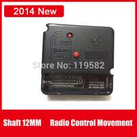RC Quartz Movement DCF Automatic receiver Radio Control Quartz Wall Clock Movement Machine in Germany/Spain/Russia/France Italy