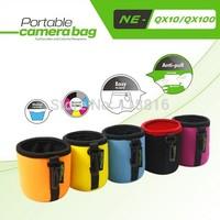 NEOpine Mini Inner Protective Waterproof Soft Camera lens Bag Case Pouch For Sony QX100 DSC-QX100 NE-QX100