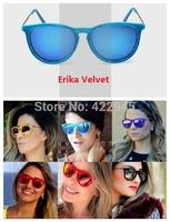 New hot rb4171 Erika Velvet Frame Sunglasses Women Brand Designer Sunglass Women Oculos De Sol Feminino Wholesale