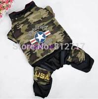 fashion plus size dog clothes Hot sale! Wholesale and Retail designer dog clothing pet costumes set  22-34size