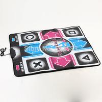Free shipping English menu new dance mat 10mm Non-Slip Dancing Step pc tv dance pad