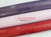 PVC Boeing film adhesive furniture stickers foil Cabinet refurbishment wallpaper high-light purple red pink