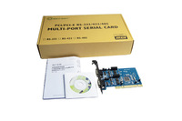 High Quality 2 Ports 0ptoelectronic Isolation High Speed Serial RS422 RS485 PCI Card SYSBASE1053 Chipset