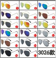 2014 new  arrive 40 pcs/lot  ao cool RB classical aviator sunglasses