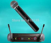 Free shipping  good sound PGX4/BETA58 handheld  Wireless Microphones system