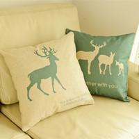 Elizabethans fluid pillow modern sofa pillow car cushion pad cushion
