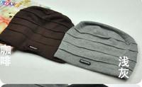 Unisex Womens Mens Knit Baggy Beanie Hat Winter Warm Oversized Ski Cap
