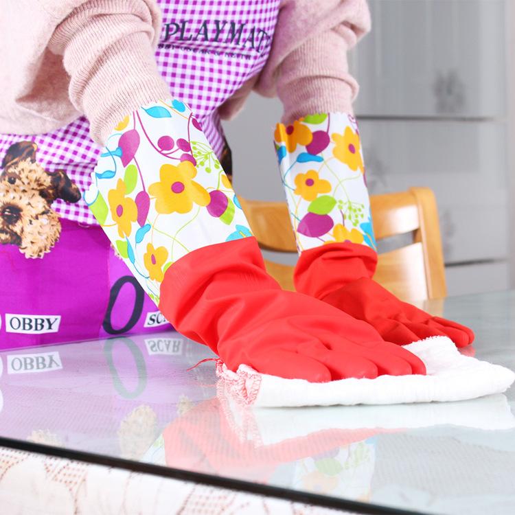 Dishwashing Gloves Kitchen Gloves Kitchen Housework