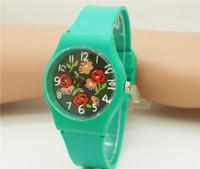 2015 New Willis Women's Casual Quartz Sport Brand Watch Environmental plastic for Children Watch
