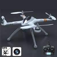 QR X350 GPS RC Quadcopter GPS Auto Pilot Multi-channels UFO Airplane with DEVO 7 Transmitter with Camera Function, FPV Version (