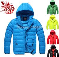 2014 Children's Autumn & Winter Coats Jacket Kids Boys Coat Boy Outerwear Kids Down Parkas Jackets Boy Casual Down Coat