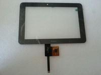Flames Fire 7 inch Ainol novo7 capacitive touch screen external screen SG5193A