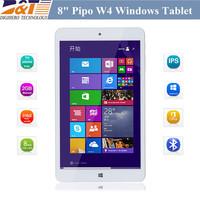 PIPO W4 Windows 8.1 tablet pc intel Quad Core 1GB RAM 16GB ROM HDMI OTG Bluetooth WIFI IPS Tablets pc cheap freeshipping