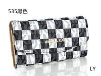 Hot Sale 2014 New double pull women bags wallets michaells a korss wallet purse Women's bag female wallets Drop Shipping
