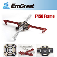 New 450F F450 MultiCopter Quadcopter Kit Frame Framewheel QuadX Quad MK KK FF MWC 4 axis For DJI F450 P0017532 Free Shipping