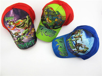 1Pcs New Teenage Mutant Ninja Turtles Kids Baseball Hat Adjustable Snapback Hip Pop Cap For Boys Girls Children's Hat