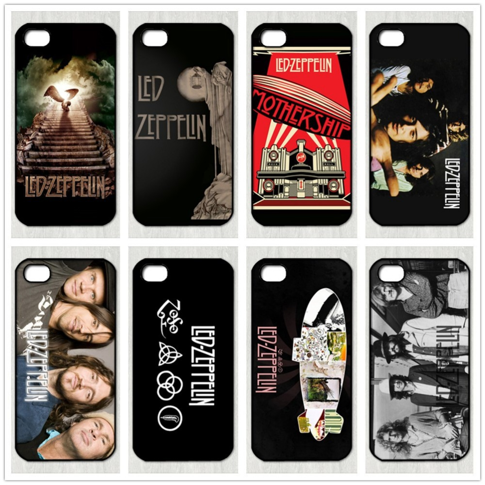 Led Zeppelin Iphone Led Zeppelin Fashion Case For