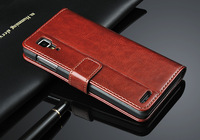 New Arrival Stand Holder Luxury Flip Leather Wallet Case For Lenovo P780 Phone Case Cover With Card Slot Free Screen Flim Gift