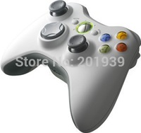 New Black/White Wireless Game Remote Controller for Microsoft Xbox 360 Console DHL freeshipping