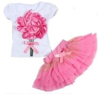 2015 new tulle tutu Lolita sweet summer flowers dress new personality wedding dress free shipping